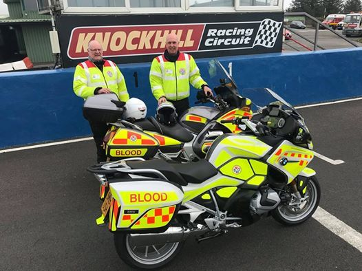 BBS Awareness & Fundraising at BSB Round 5 Knockhill