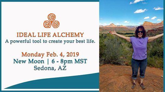 Ideal Life Alchemy Class