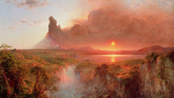 Jak namalovat hory a mraky - Jednodenn kurz olejomalby