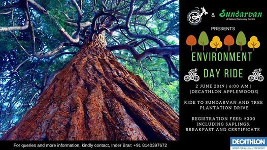 Environment Day Ride