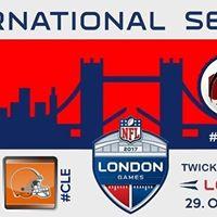 Vikings vs. Browns - International Series 2017