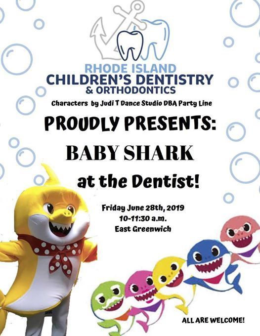 Baby Shark at the Dentist | East Greenwich