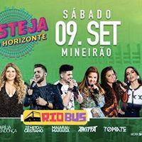 Festeja Belo Horizonte com a Excurso Rio Bus