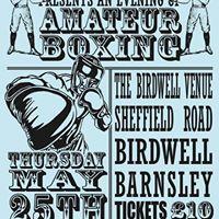 Amateur Boxing.