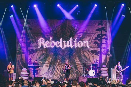 Rebelution at Brittlebank Park