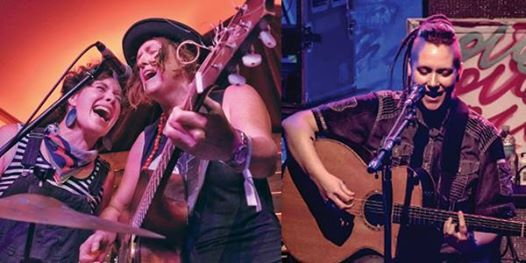 Canberra Blues Society presents Hussy Hicks and Kristy Lee