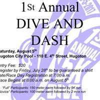 1st Annual Dive &amp Dash