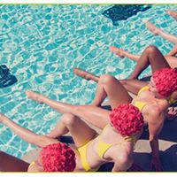 Aqualillies Synchronized Swimming Lessons