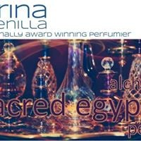 The Alchemy of Sacred Egyptian Perfume