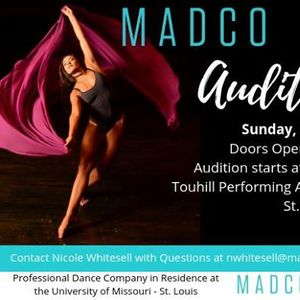 MADCO Auditions
