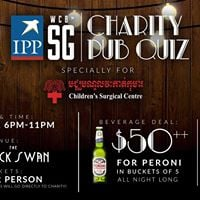 IPP WCBSG Charity Pub Quiz