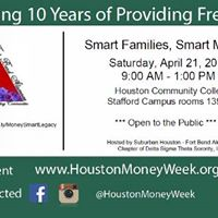 Smart Families Smart Money Workshop