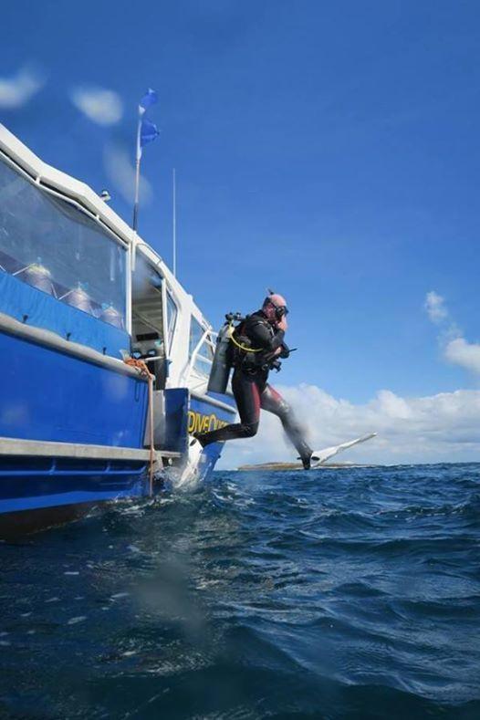 Triple Dive - North Stradbroke Island - Advanced Open Water