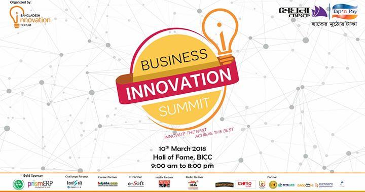 Business Innovation Summit 2018