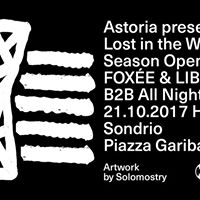 Astoria presents Lost in the Wax