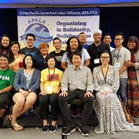 2017 Los Angeles Chapter Winter meeting and potluck