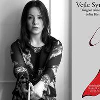 Vejle Symfoniorkester med solist Kirstine Schneider