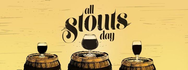 All Stouts Day 2018