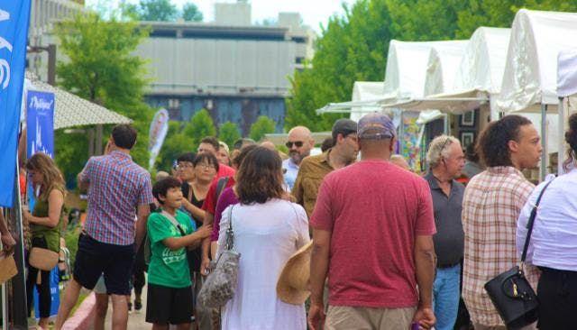 Old Fourth Ward Park Arts Festival 2019