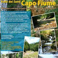 Valle dei Santi - Capo Fiume