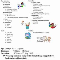 IPC- Build your own group in Summers