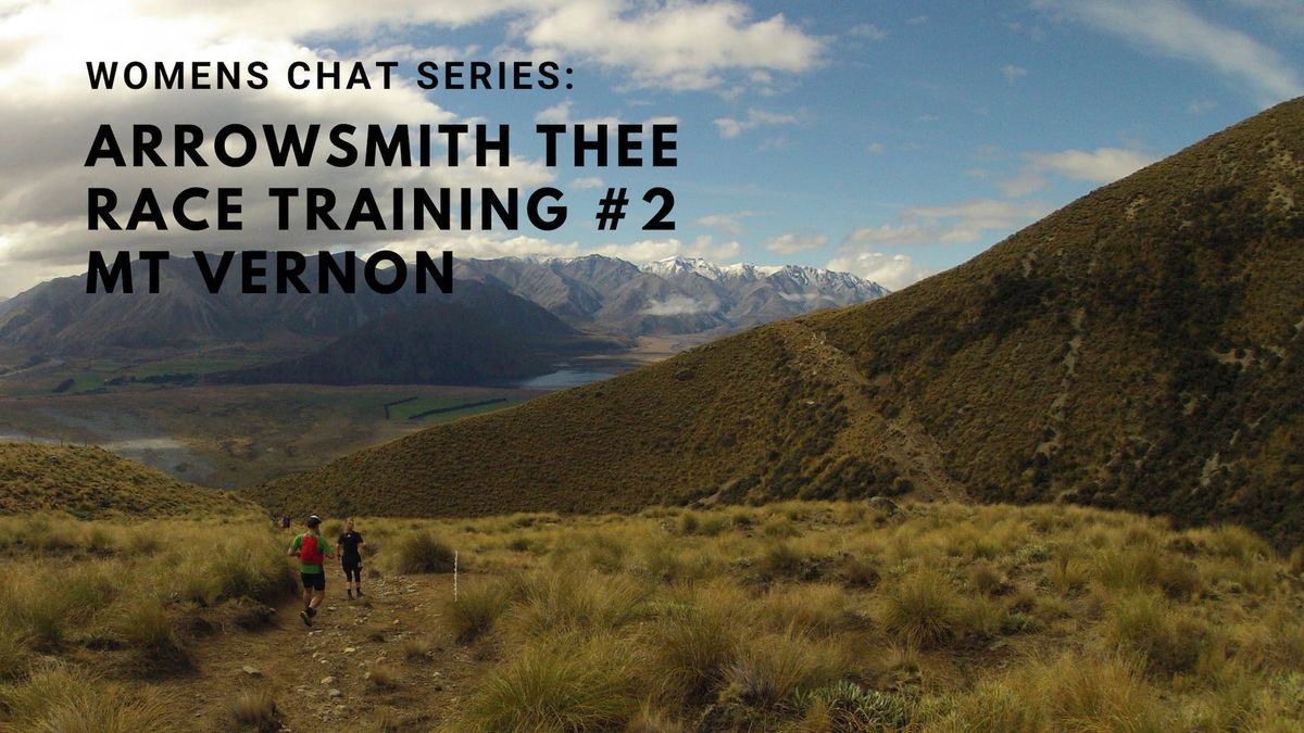 FurtherFaster Womens Chat Series Arrowsmith Thee Race Training 2