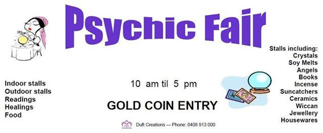 Quakers Hill Psychic Fair