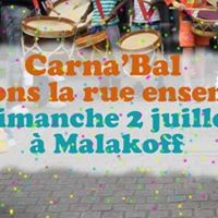 CarnaBal  Rvons la rue ensemble