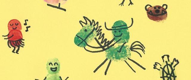 Finger Print Fun Drop-in Family Workshop