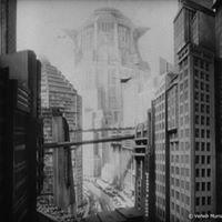 Film Metropolis &amp skupina Forma iv v rmci DAS FILMFEST