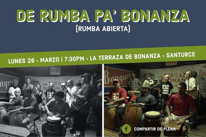 De Rumba Pa Bonanza At San Juan
