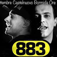 Time Out Official Tribute Band Max Pezzali&amp883