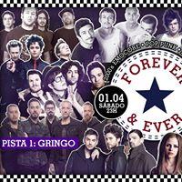 Nova Forever &amp Ever  Pista 1 Bandas Gringas  Pista 2 Nacionais