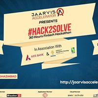 Hack2solve 30 Hours Fintech Hackathon