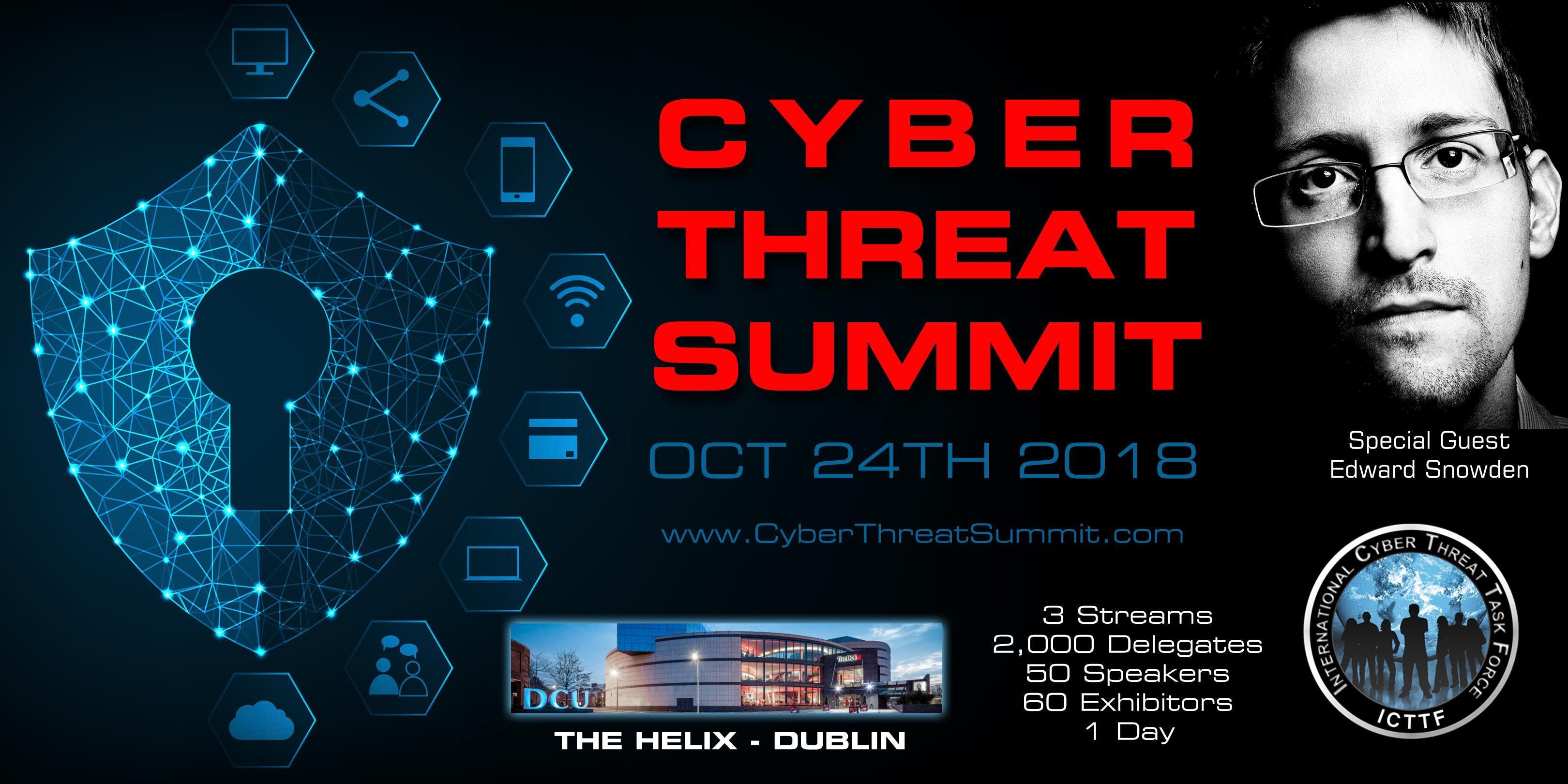 European Cyber Threat Summit 2018