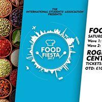 ISA Food Fiesta 2017