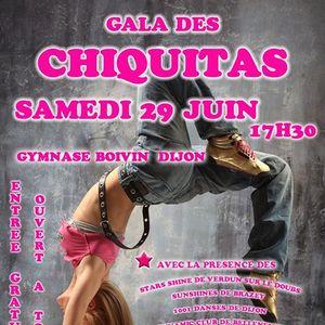 Gala de danse des Chiquitas
