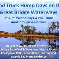 Food Truck Hump Days on the Great Bridge Waterways