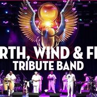 Earth Wind &amp Fire Tribute Band