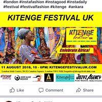 6th Kitenge Festival UK 2018