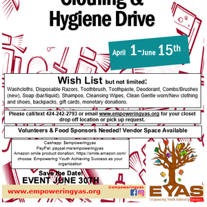 2nd Annual So Fresh So Clean Clothing & Hygiene Giveaway at