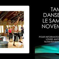 Tambour danse  Bic le 25 novembre  10 h