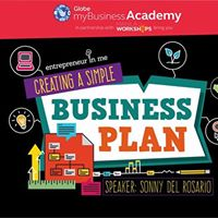 Creating A Simple Business Plan - 2nd Run