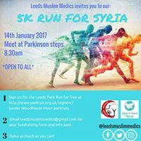 LMM 5KM Run for Syria