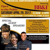 My Sisters Keeper- A Financial Empowerment Workshop