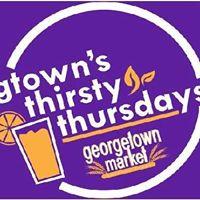 Gtowns thirsty thursdays - F R E E Smoothie Sampling