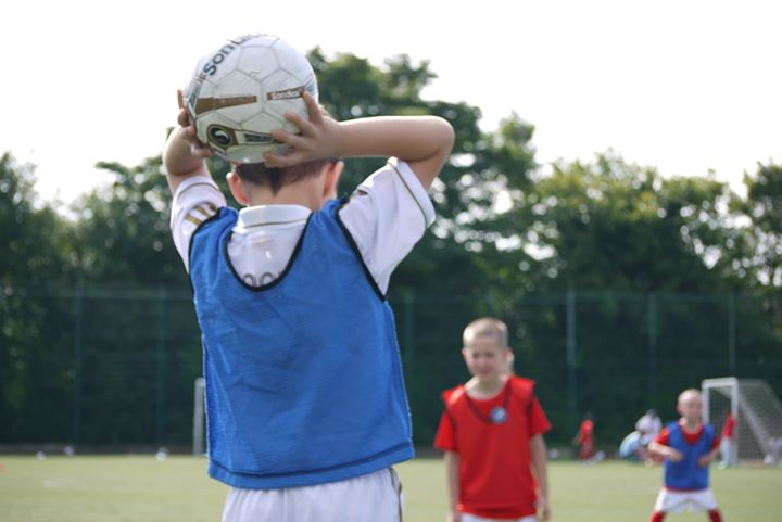 Acocks green football february half term camp at vision for Academie de cuisine summer camp