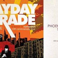Mayday Parade at Phoenix Concert Theatre