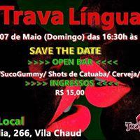 Trava Lngua 2017 - Save the date