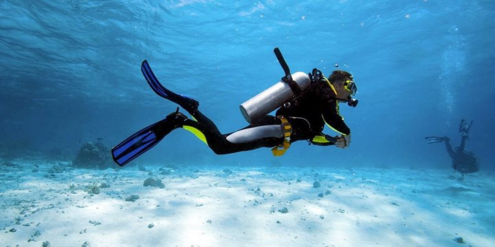 Scuba Certification at South Beach Dive and Surf Center, Miami Beach